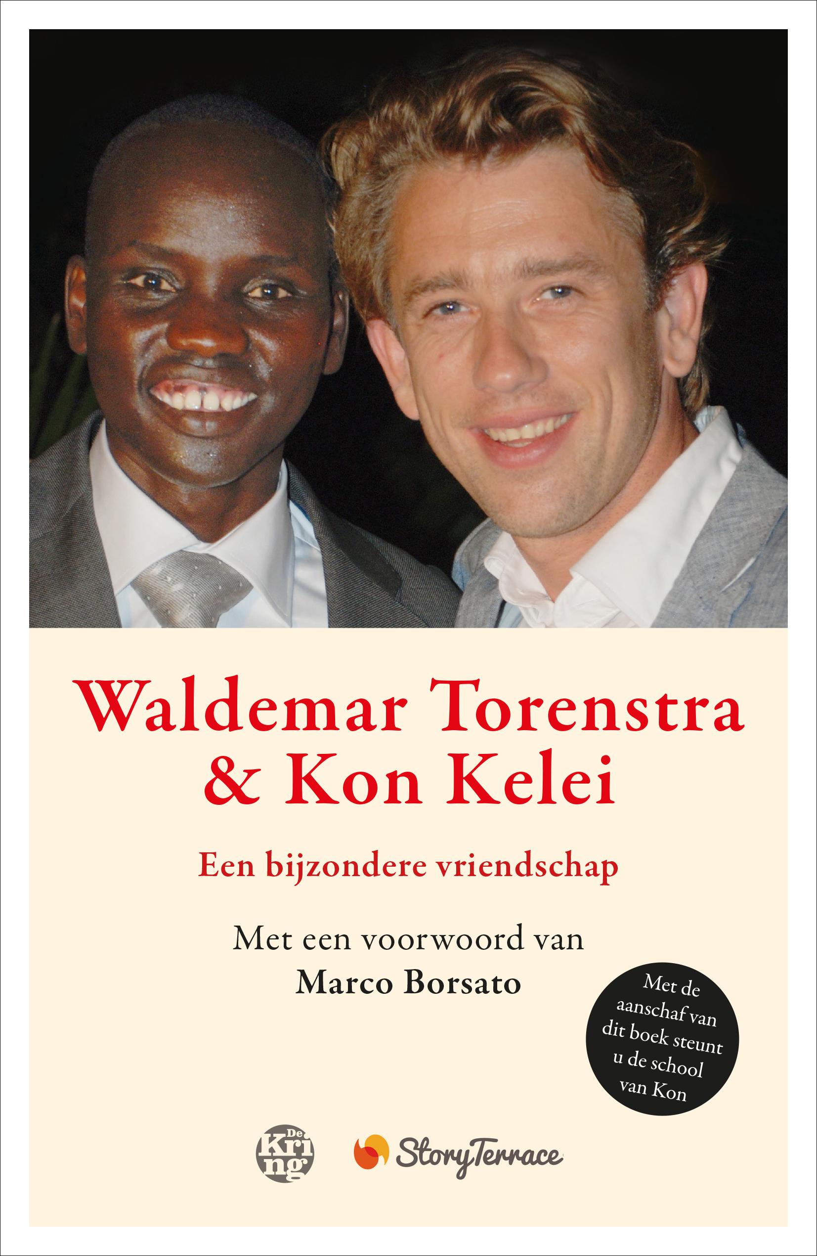 Een bijzondere vriendschap – Waldemar Torenstra en Kon Kelei