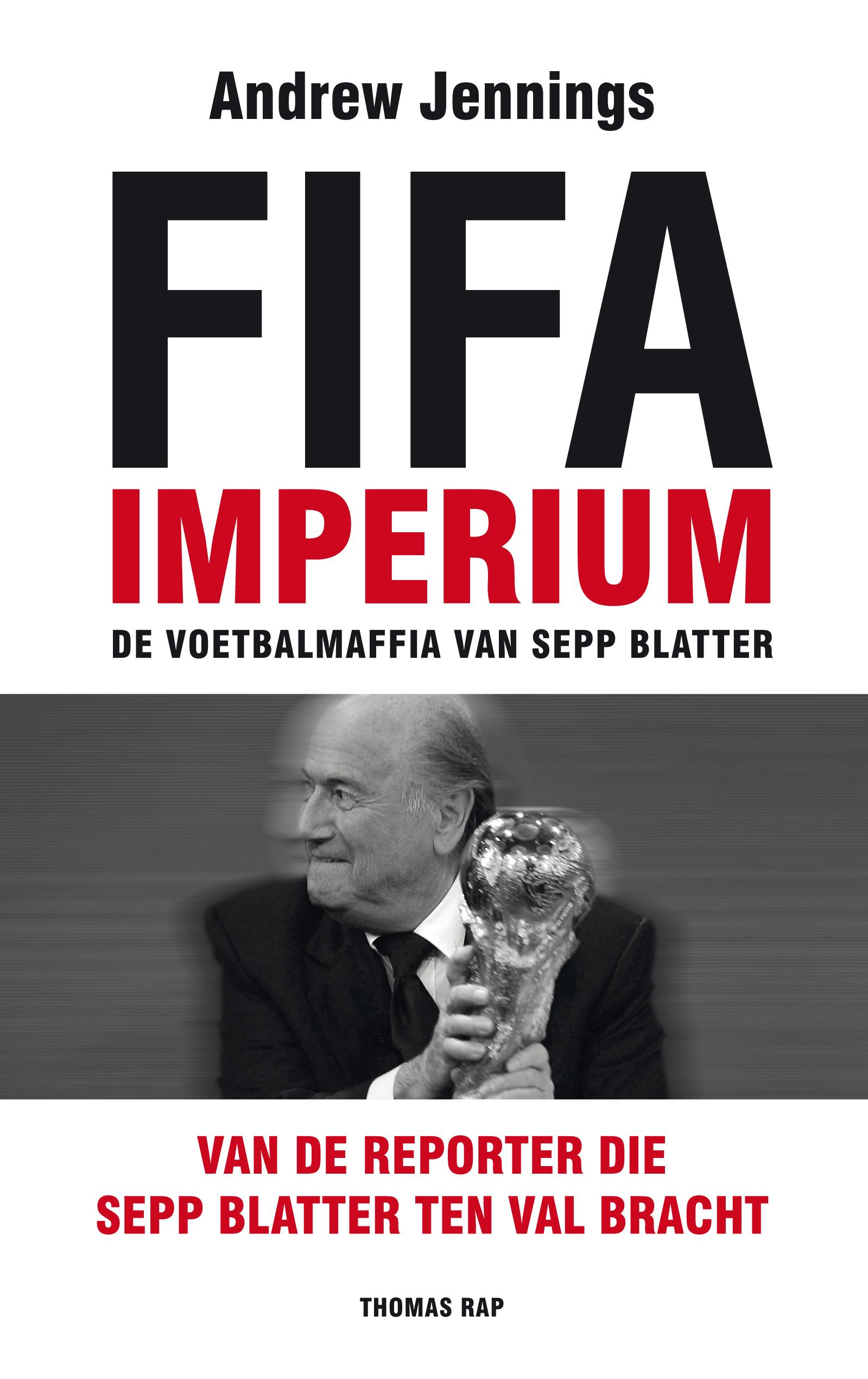 FIFA Imperium – Andrew Jennings
