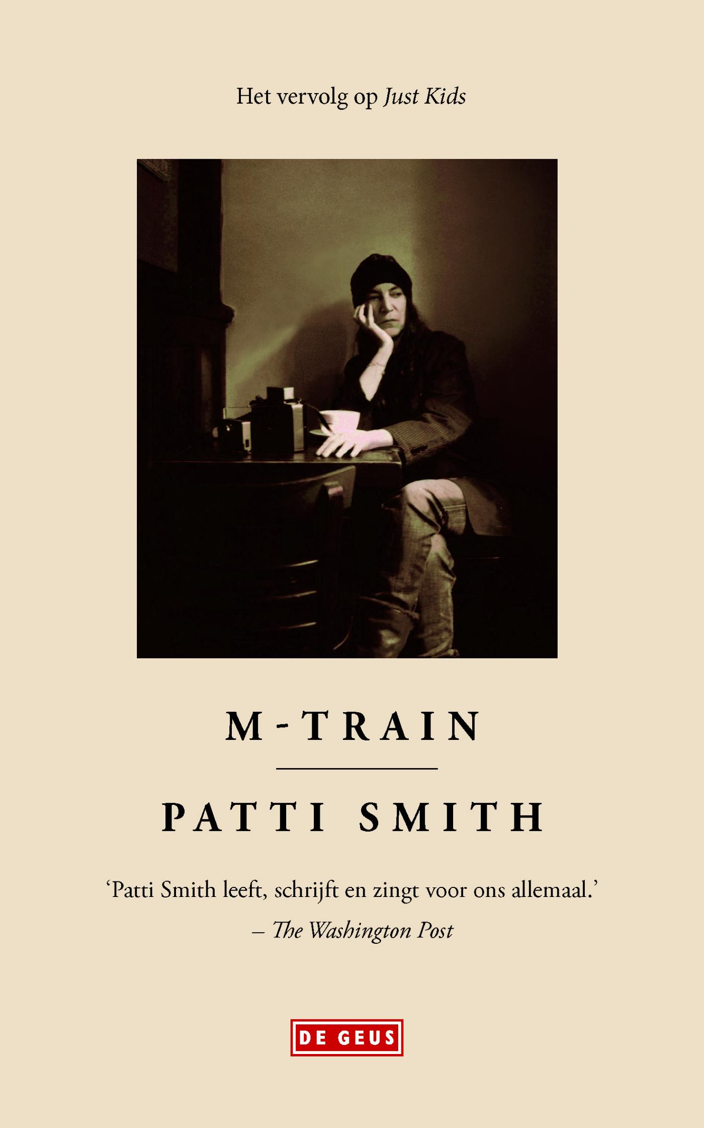 M-train – Patti Smith