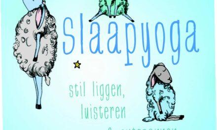 Slaapyoga – Fidessa Docters van Leeuwen en Kirstin Hanssen