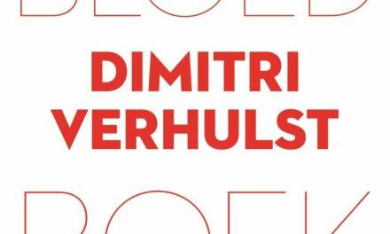 Bloedboek – Dimitri Verhulst