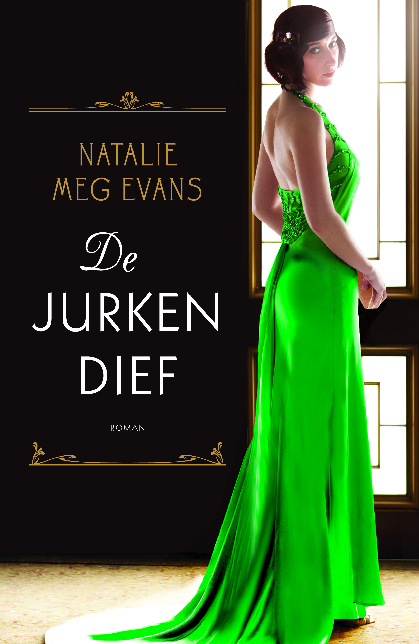 De jurkendief – Natalie Meg Evans