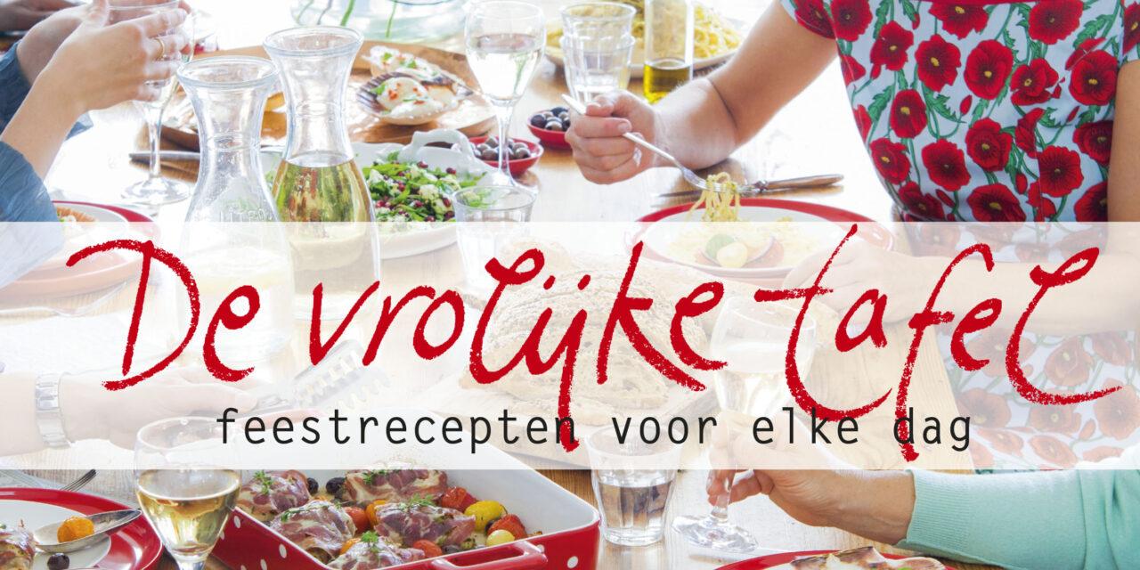 De vrolijke tafel – Karin Luiten