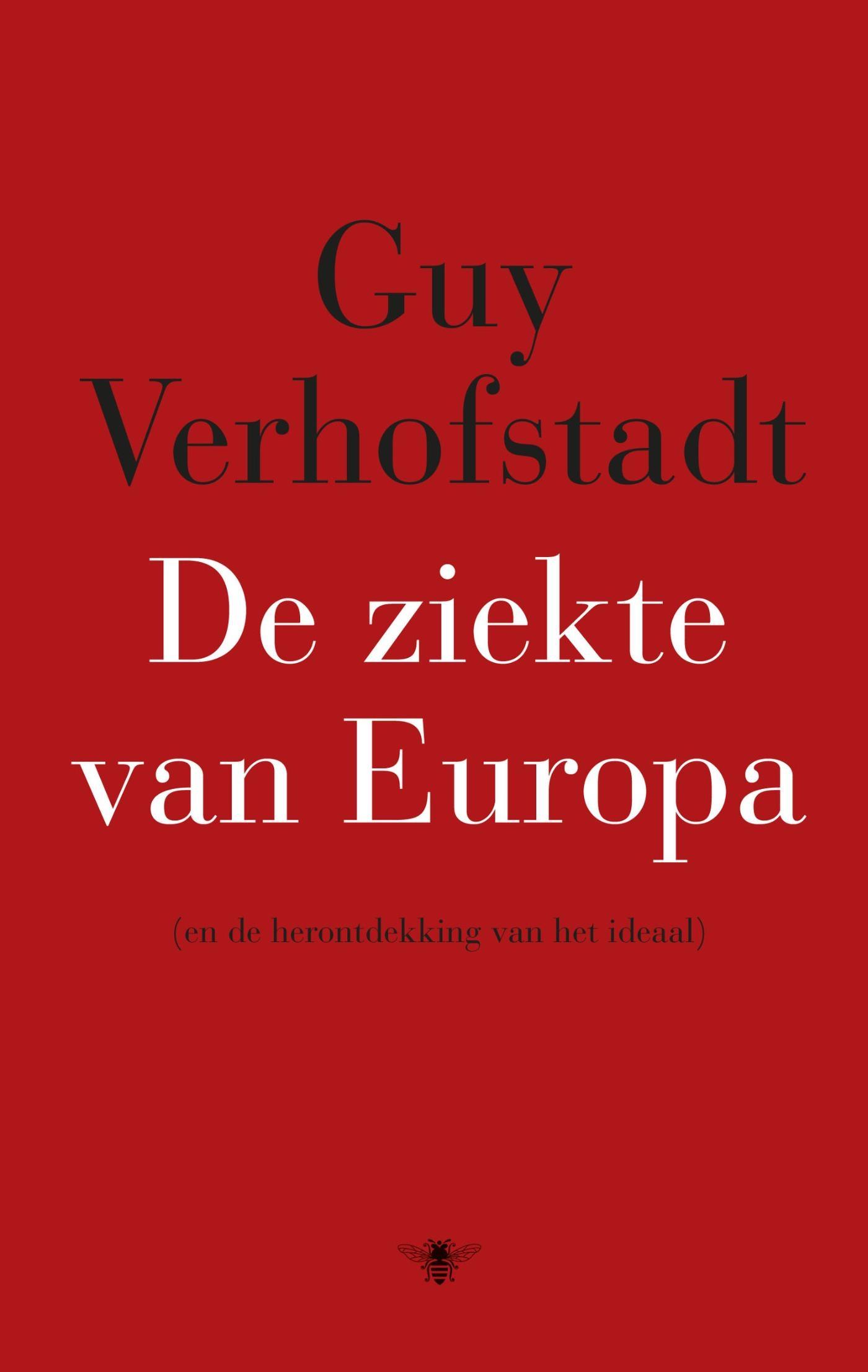De ziekte van Europa – Guy Verhofstadt