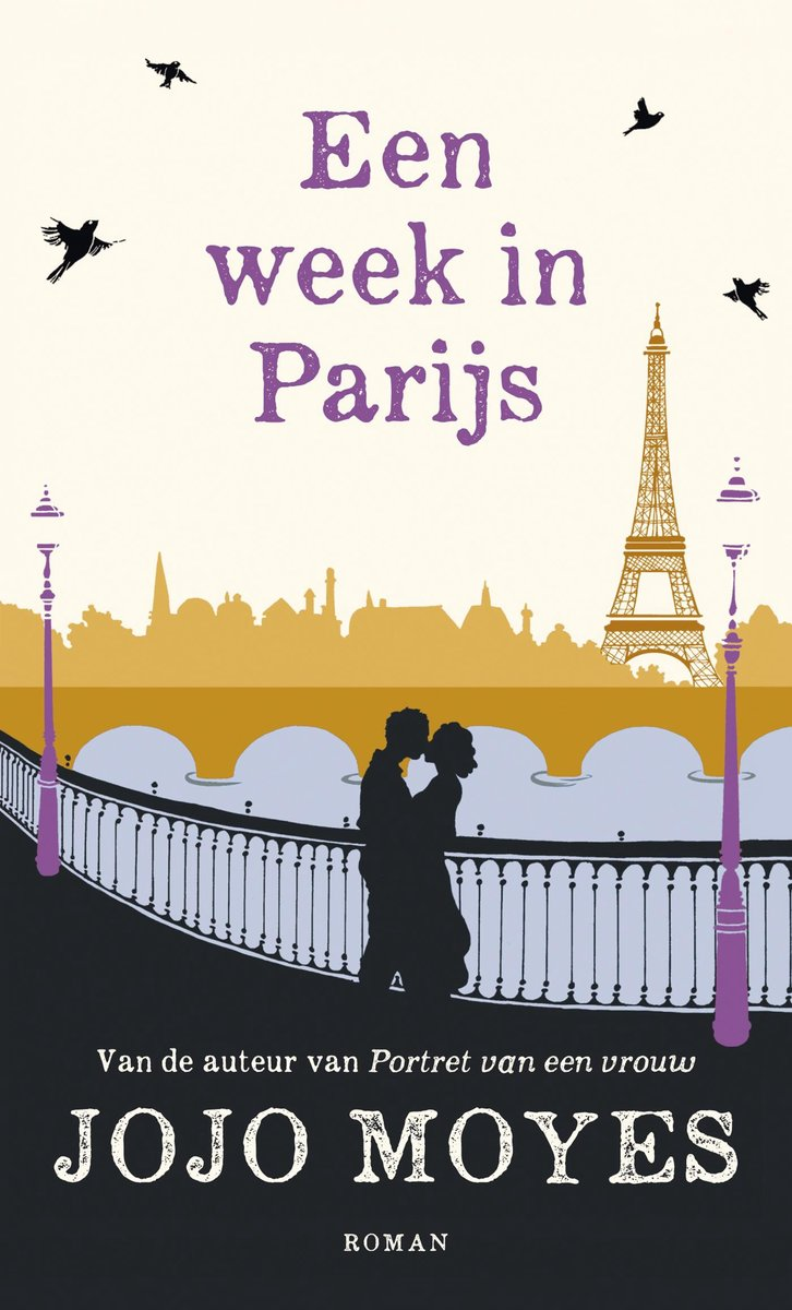 Een week in Parijs – Jojo Moyes