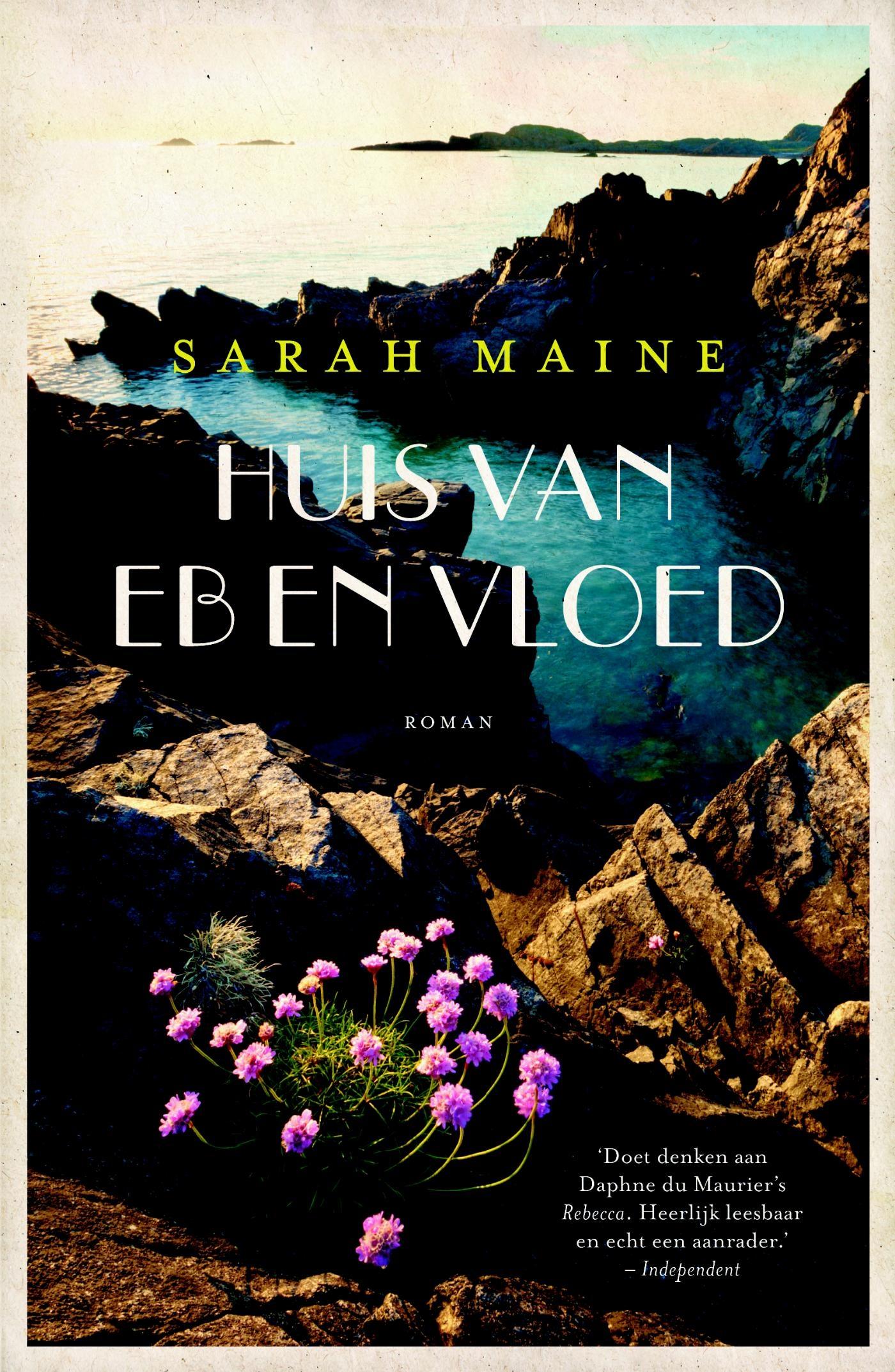 Huis van eb en vloed – Sarah Maine