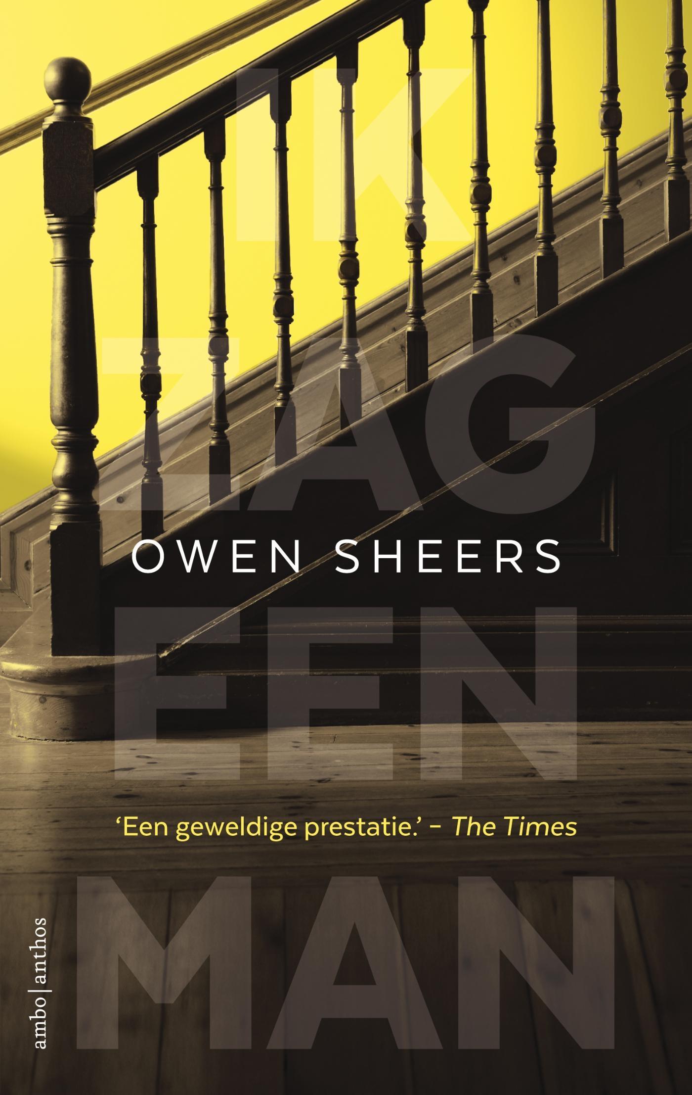 Ik zag een man – Owen Sheers