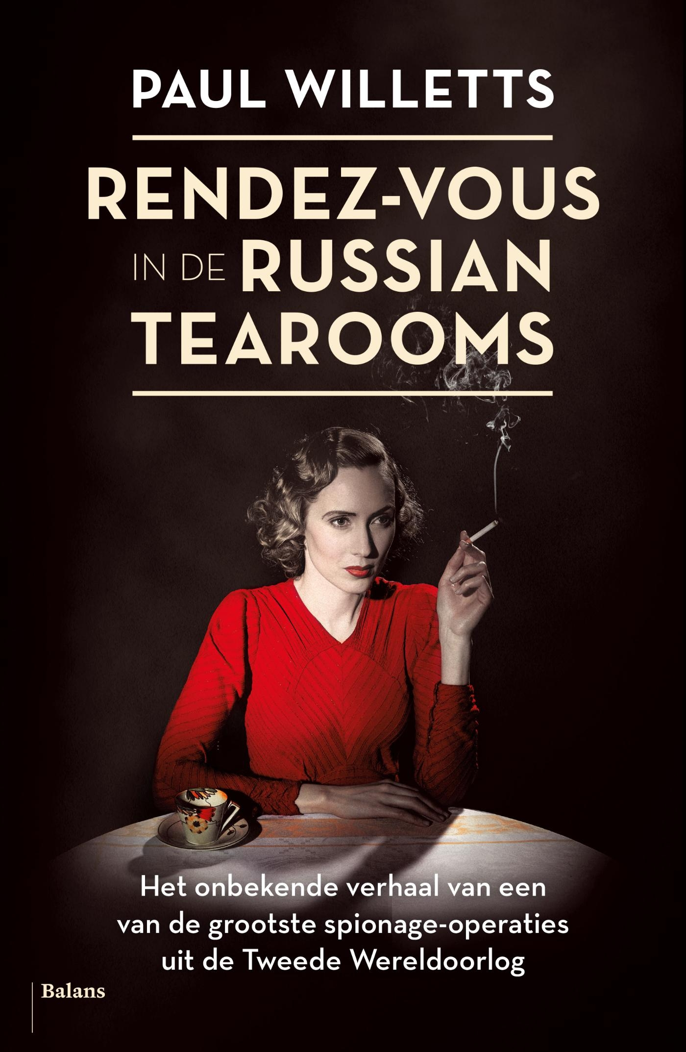 Rendez-vous in de Russian Tearooms – Paul Willetts