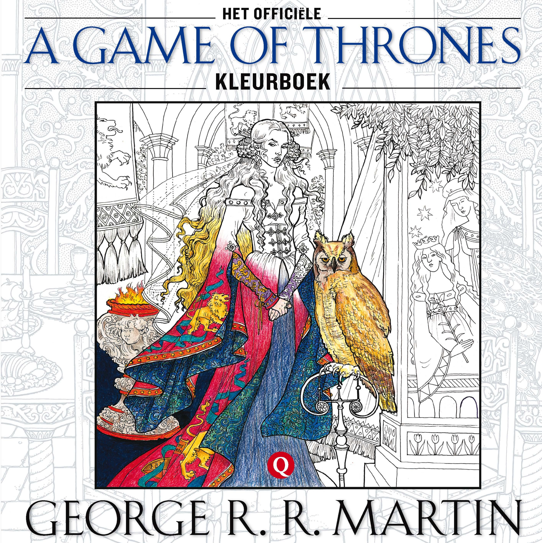 A Game of Thrones-kleurboek – George R.R. Martin