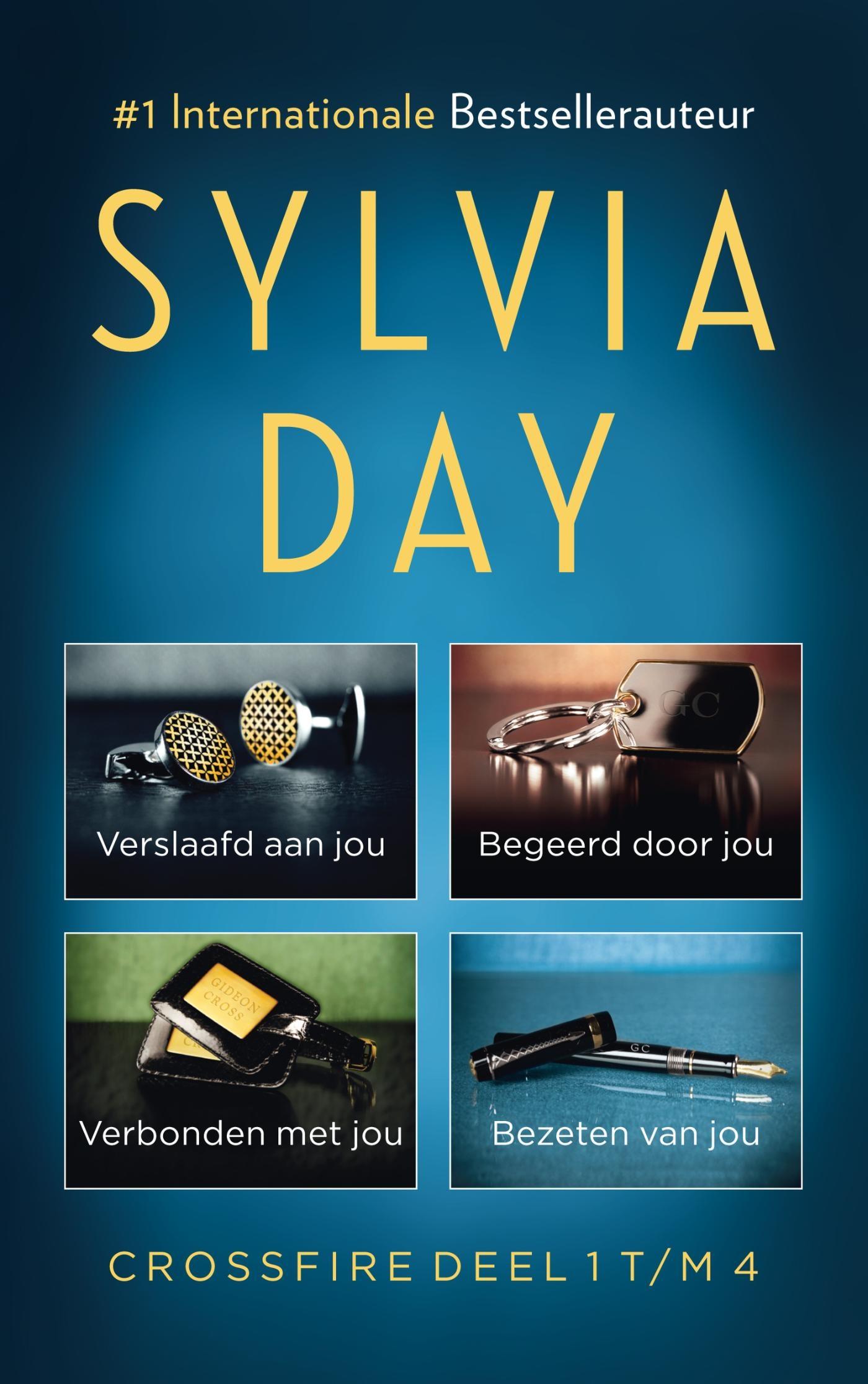 Crossfire Omnibus – Sylvia Day