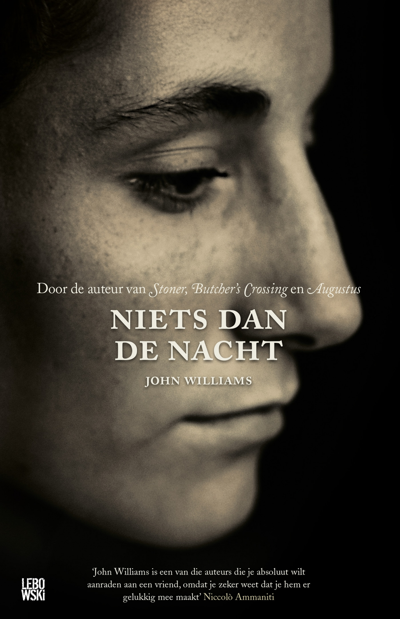 Niets dan de nacht – John Williams