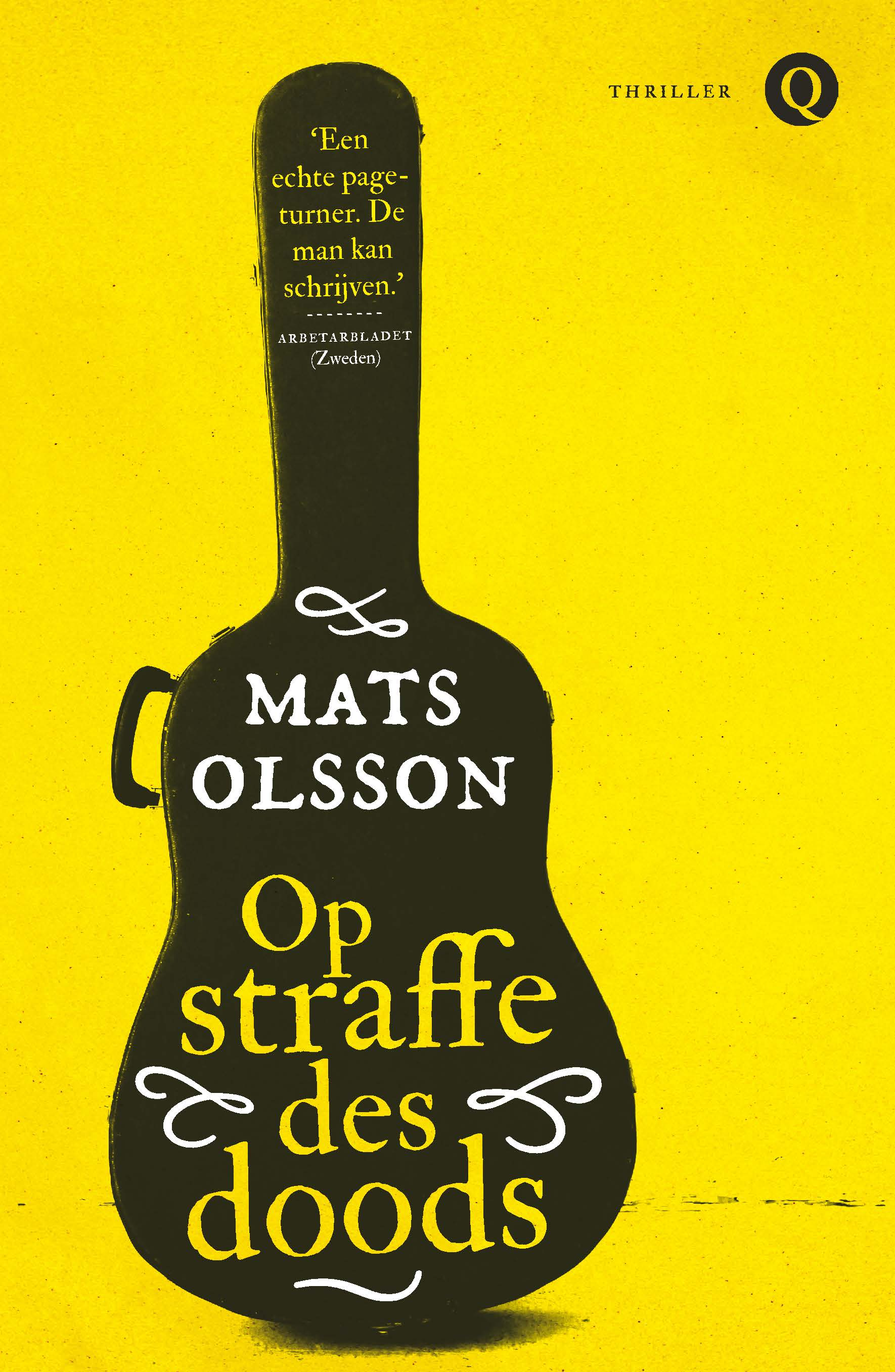 Op straffe des doods – Mats Olsson