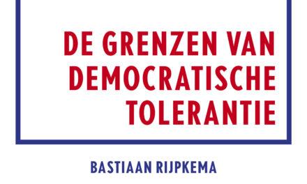 Weerbare democratie – Bastiaan Rijpkema