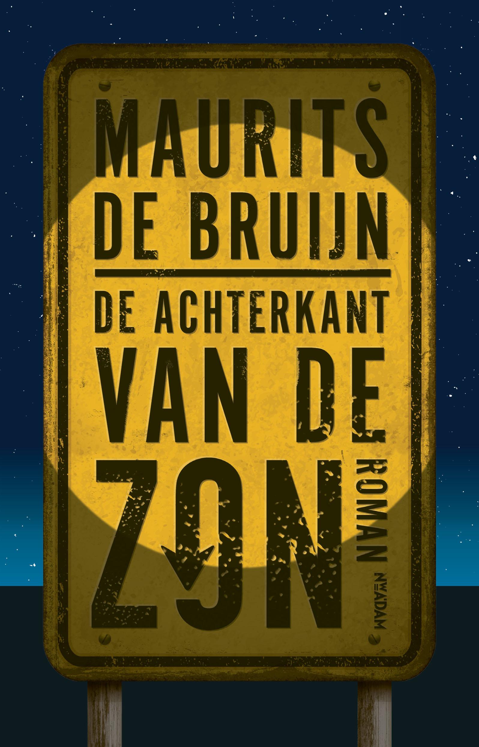 De achterkant van de zon – Maurits de Bruijn