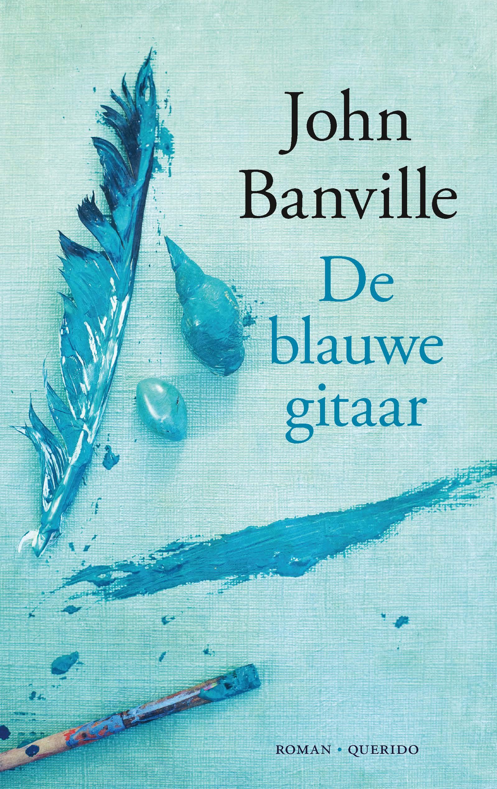 De blauwe gitaar – John Banville