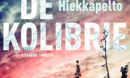 De kolibrie – Kati Hiekkapelto