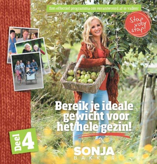 Bereik je ideale gewicht voor het hele gezin 4 – Sonja Bakker
