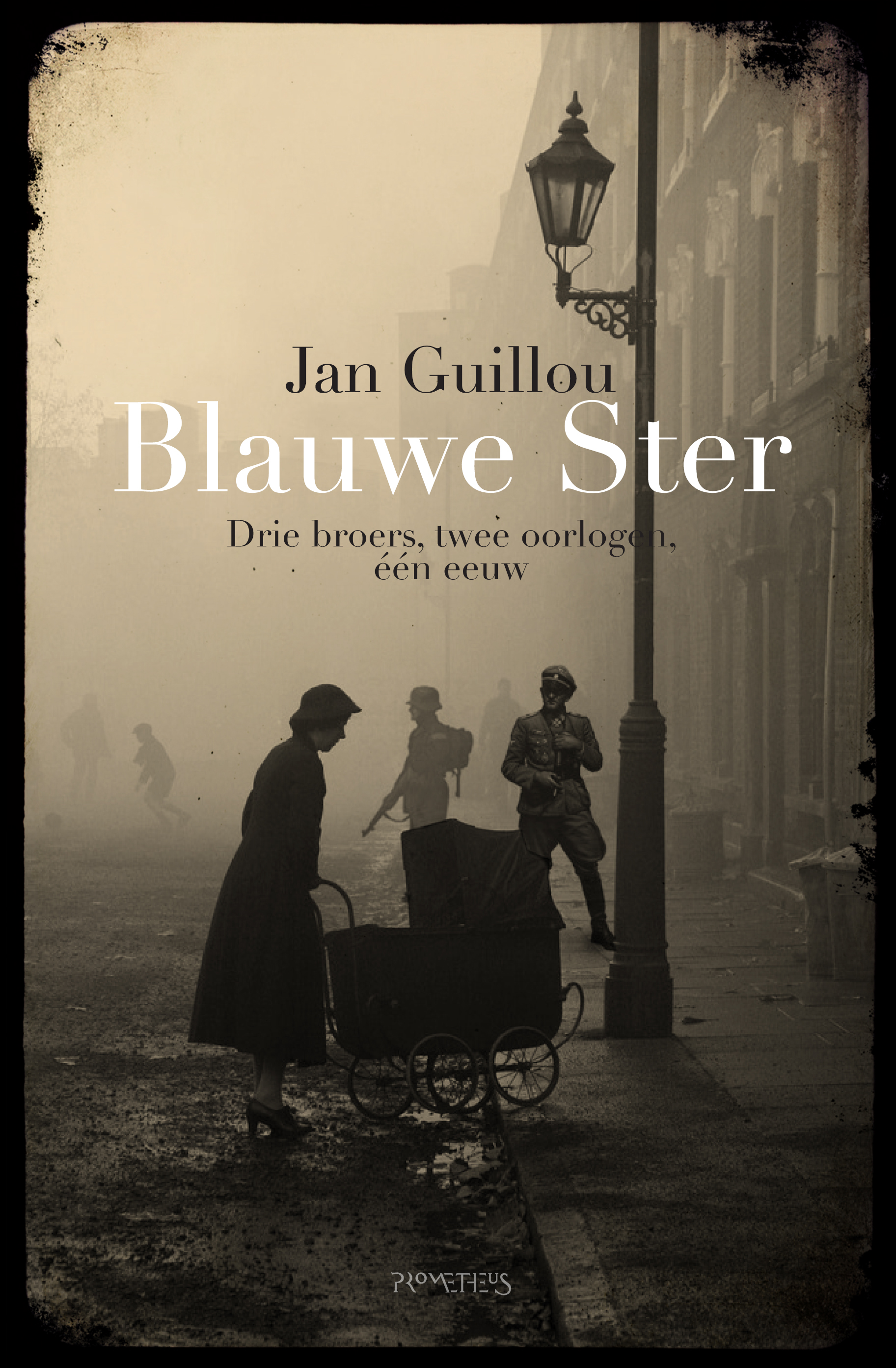Blauwe Ster – Jan Guillou