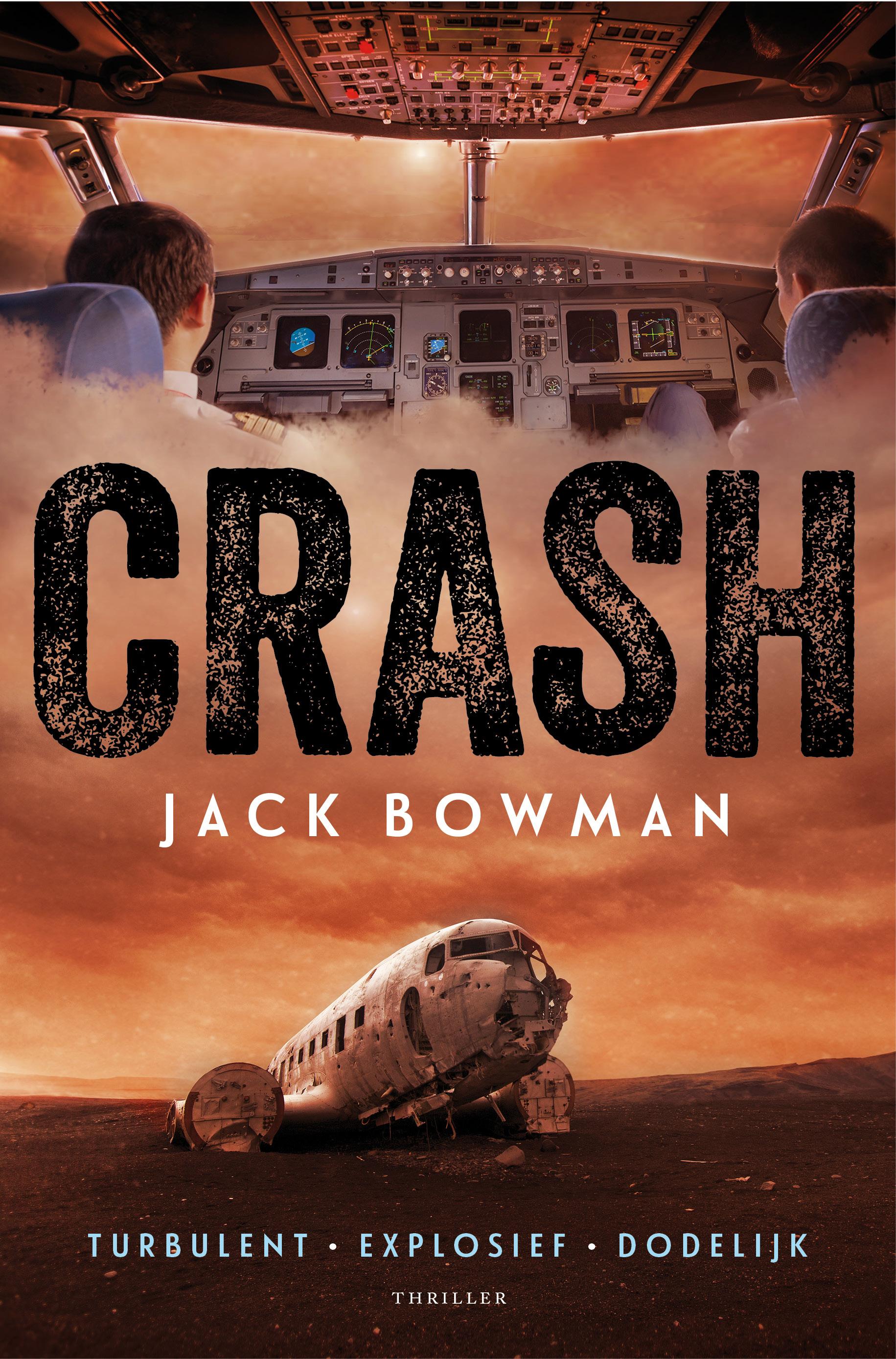 Crash – Jack Bowman