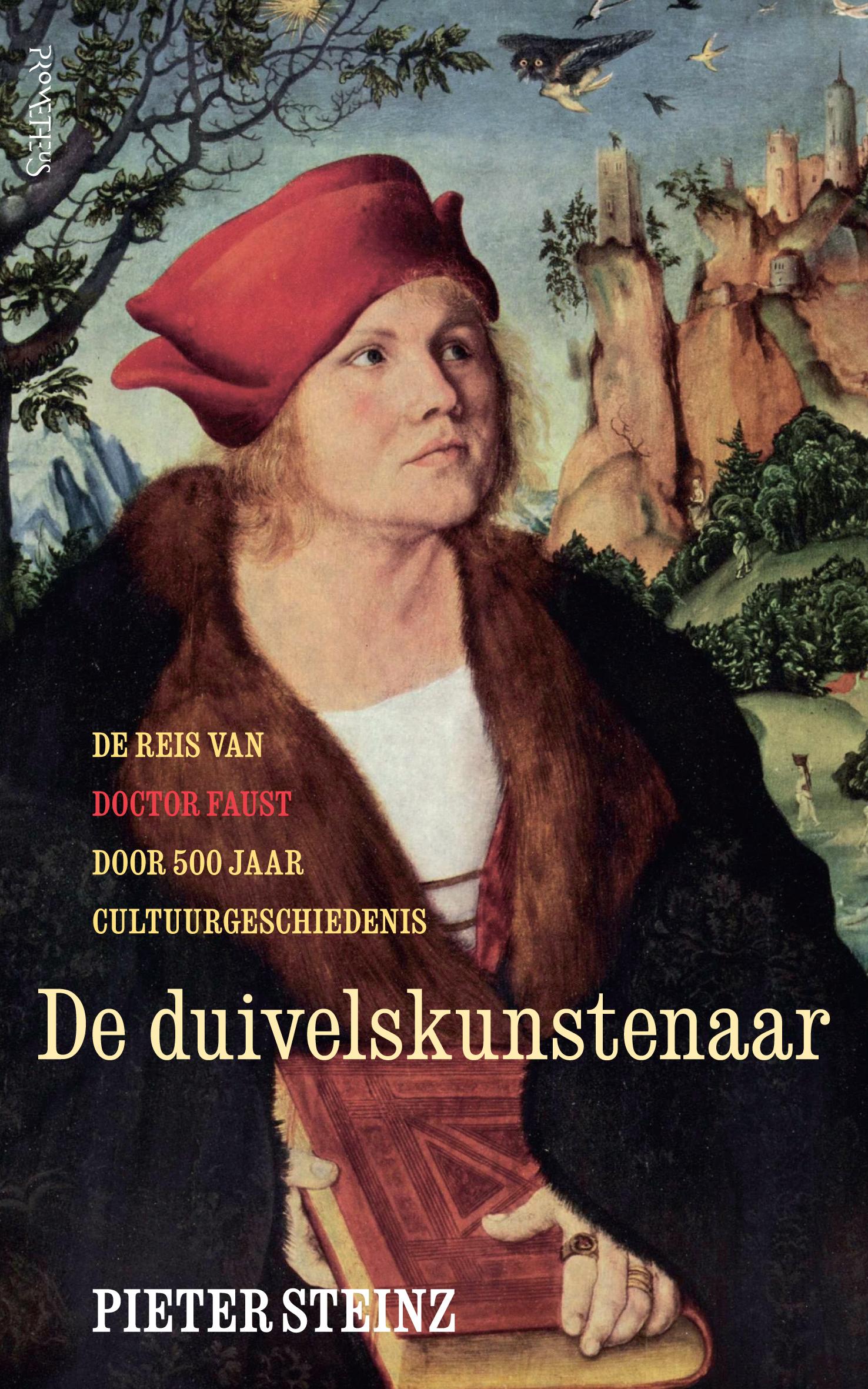 De Duivelskunstenaar – Pieter Steinz