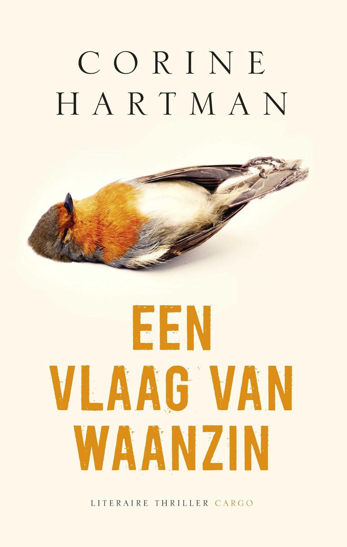 Een vlaag van waanzin – Corine Hartman