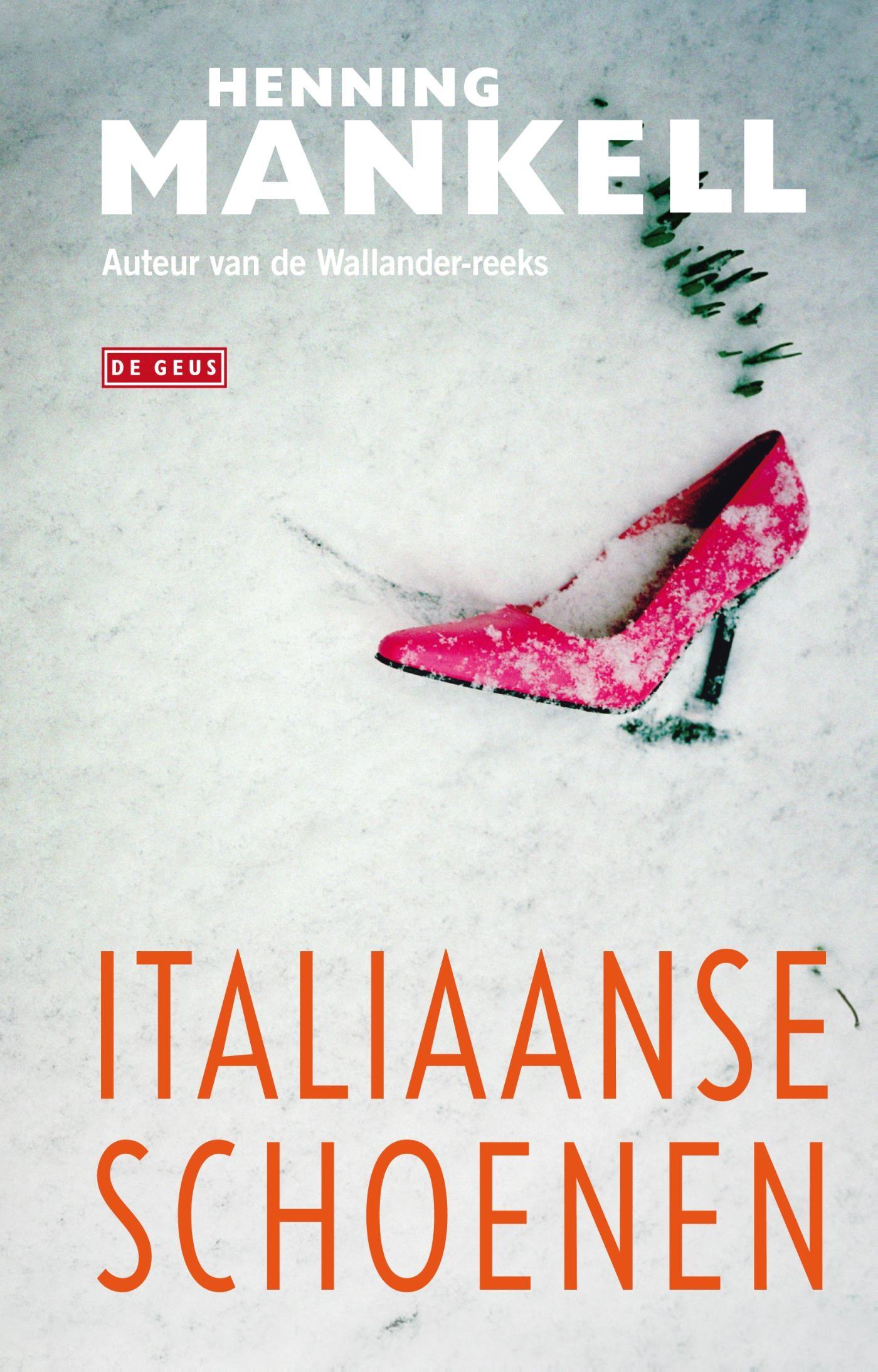 Italiaanse schoenen – Henning Mankell