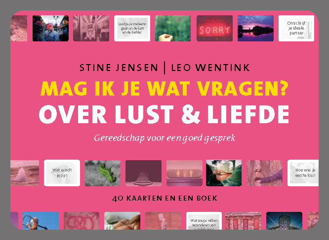 Mag ik je wat vragen over Lust & Liefde? – Stine Jensen en Leo Wentink