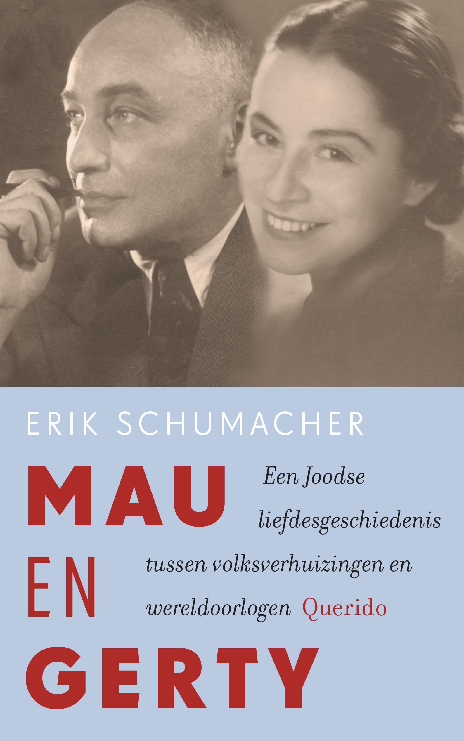 Mau en Gerty – Erik Schumacher