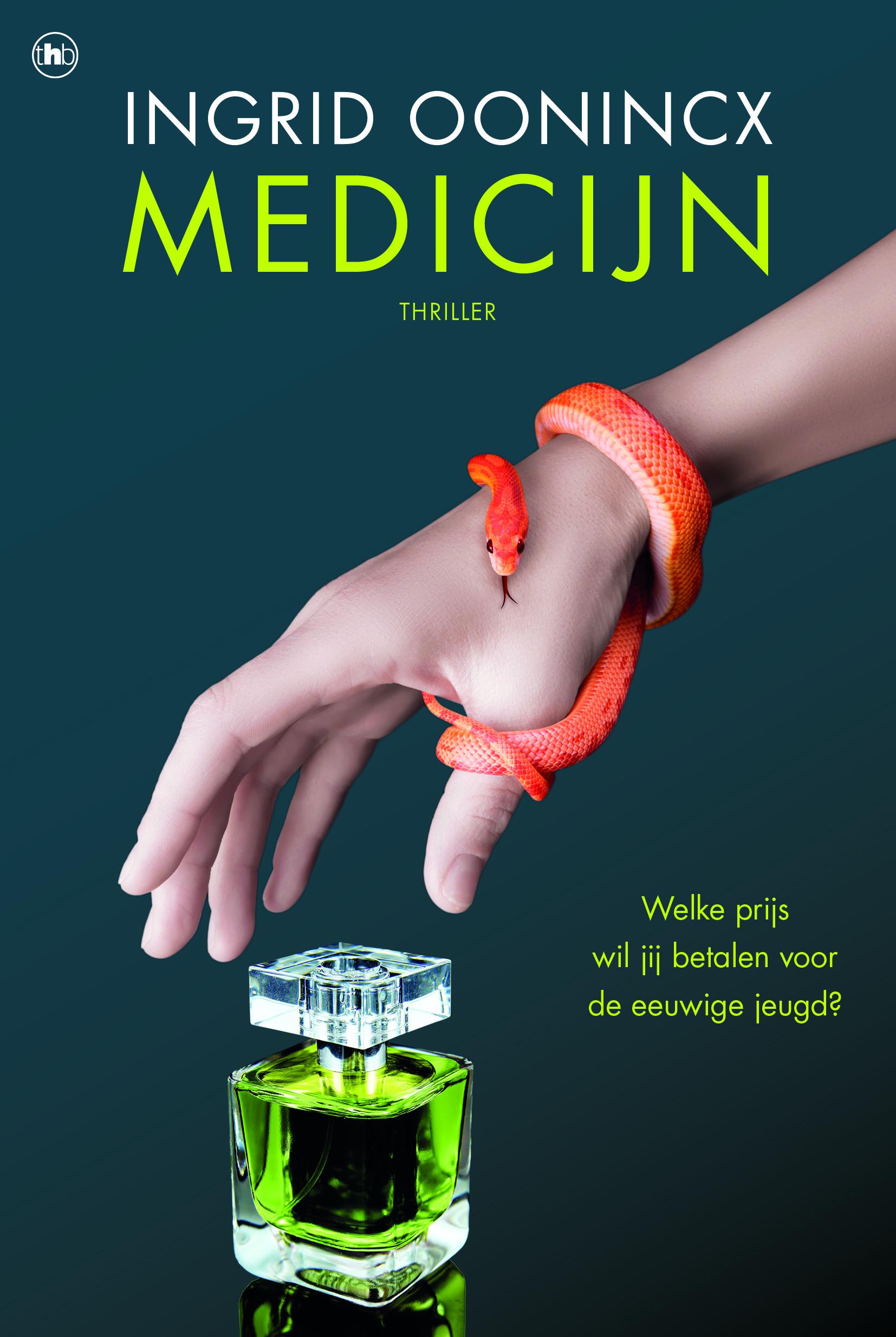 Medicijn – Ingrid Oonincx
