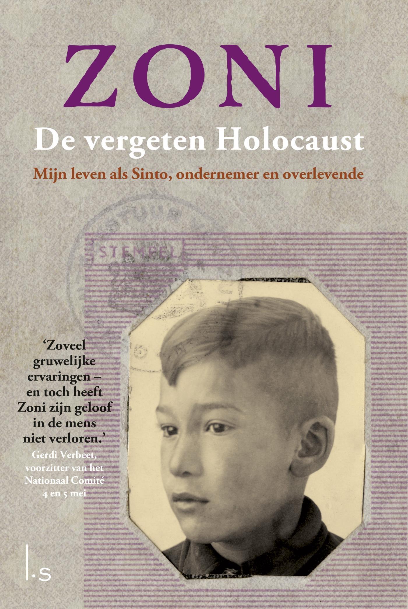 De vergeten holocaust – Zoni Weisz
