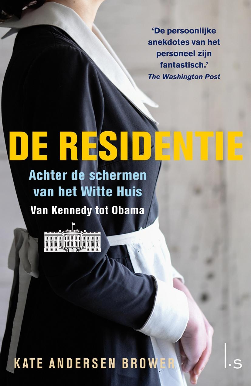De residentie – Kate Andersen Brower