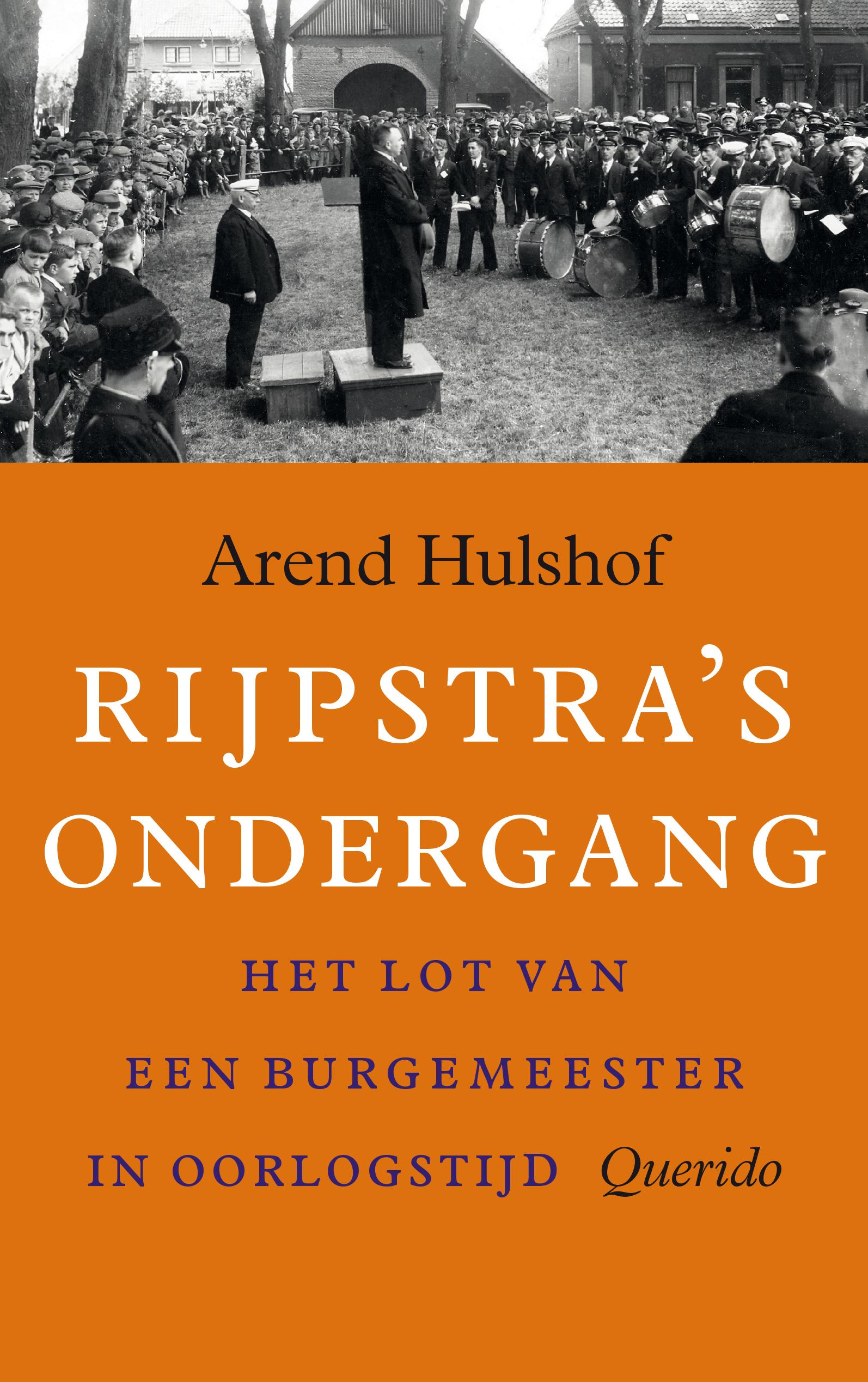 Rijpstra's ondergang – Arend Hulshof