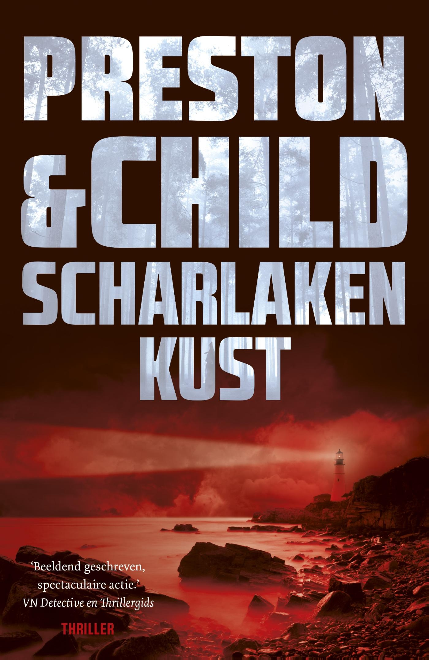 Scharlaken kust – Preston & Child