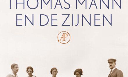 Thomas Mann en de zijnen – Marcel Reich-Ranicki