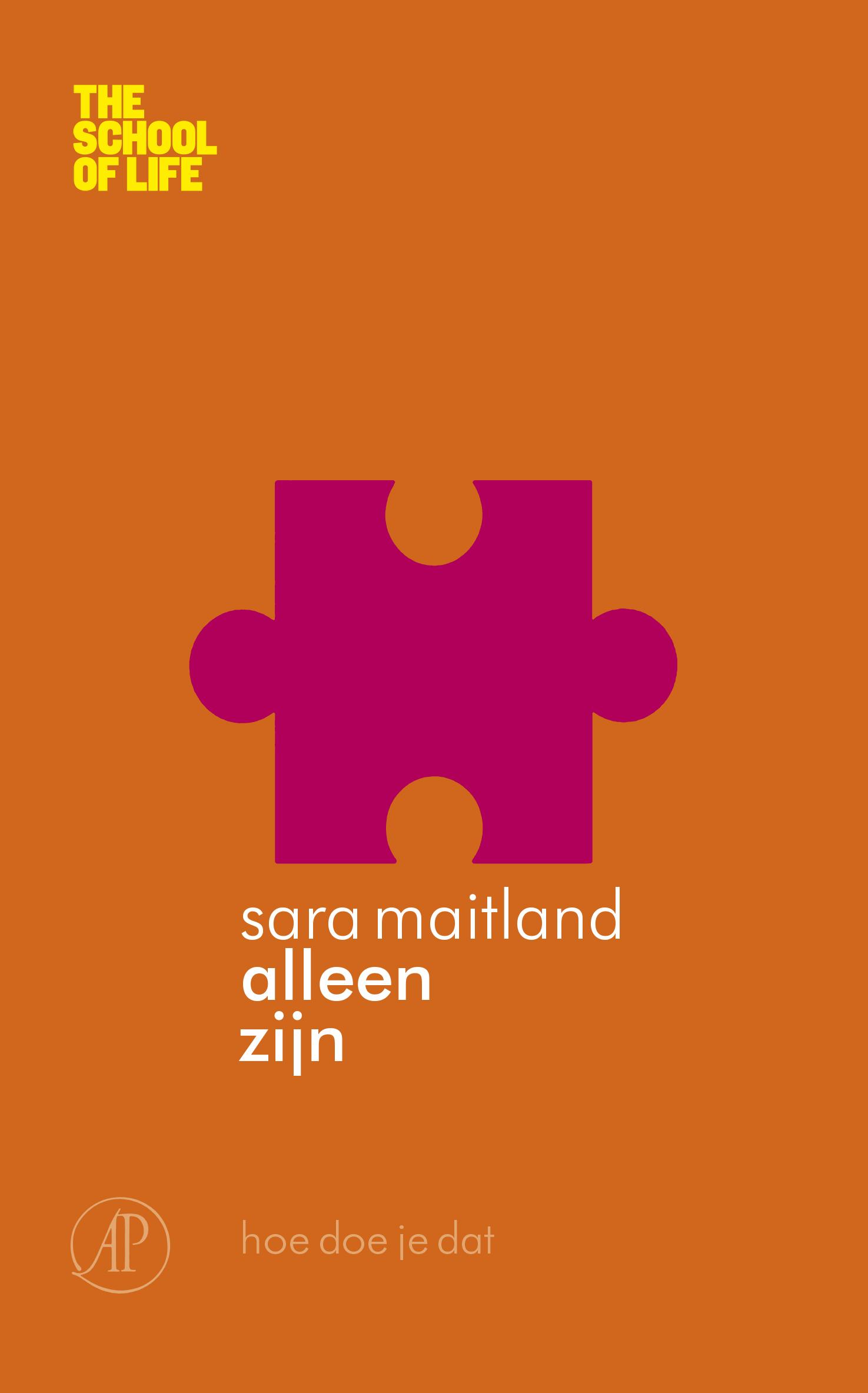 Alleen zijn – Sarah Maitland
