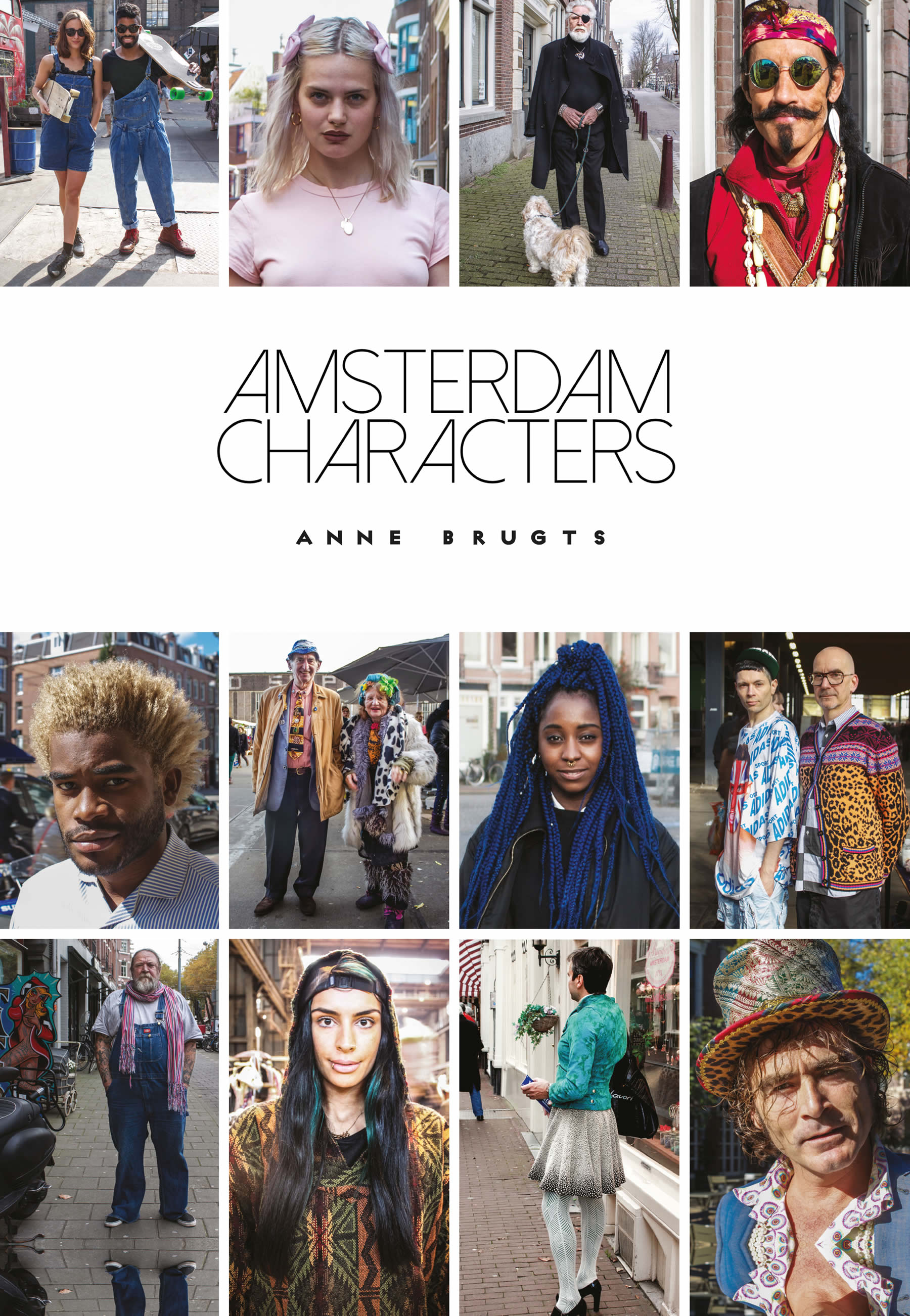 Amsterdam Characters – Anne Brugts