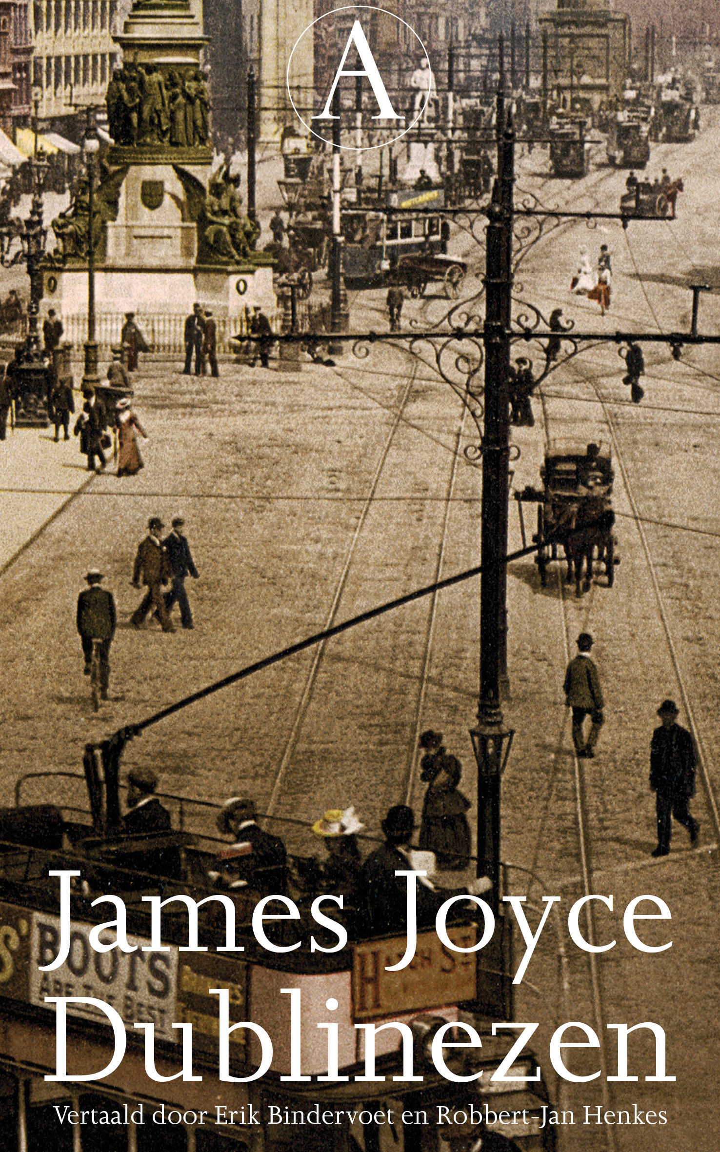 Dublinezen – James Joyce