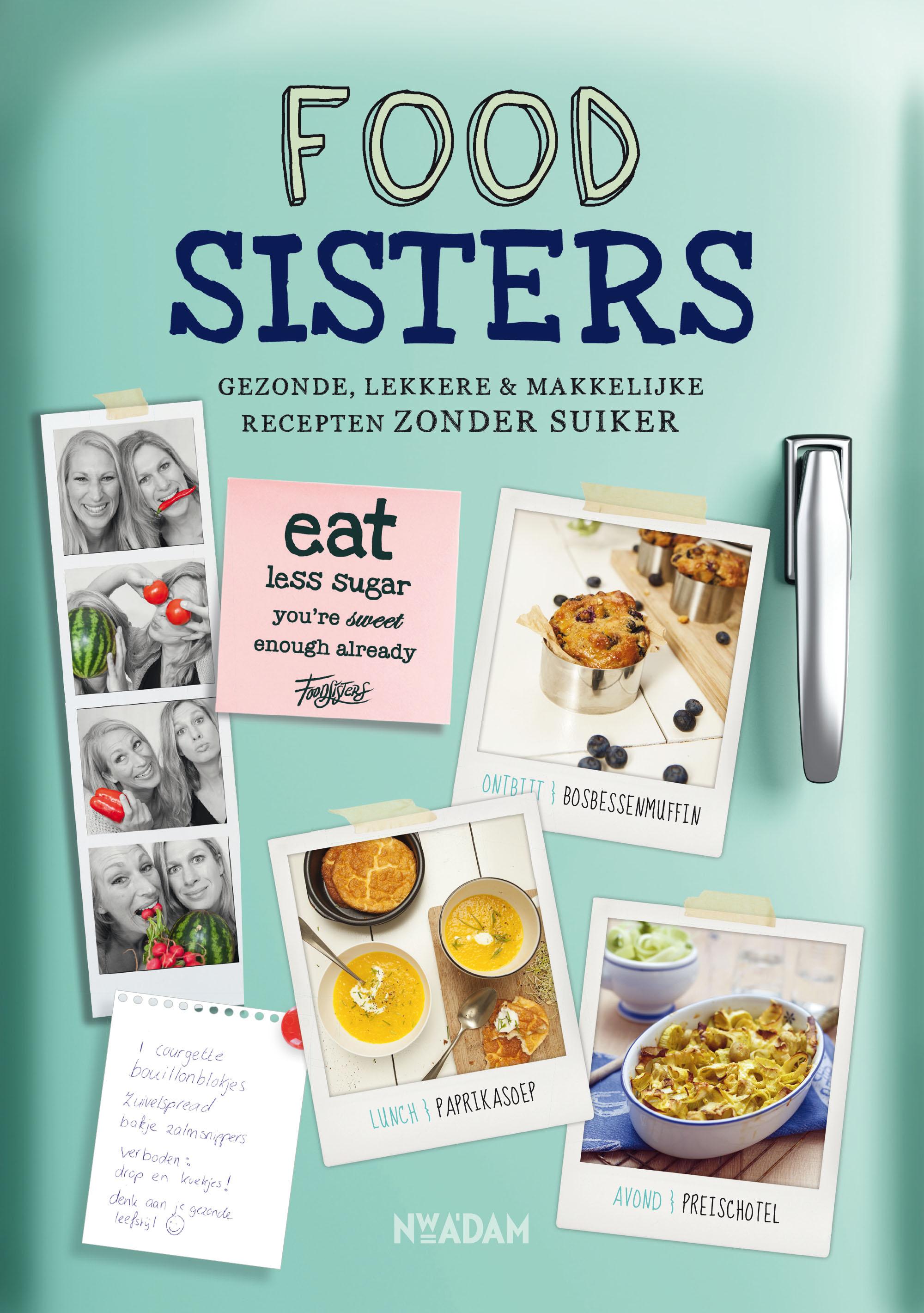 Foodsisters – Amande Koeman en Janneke Koeman