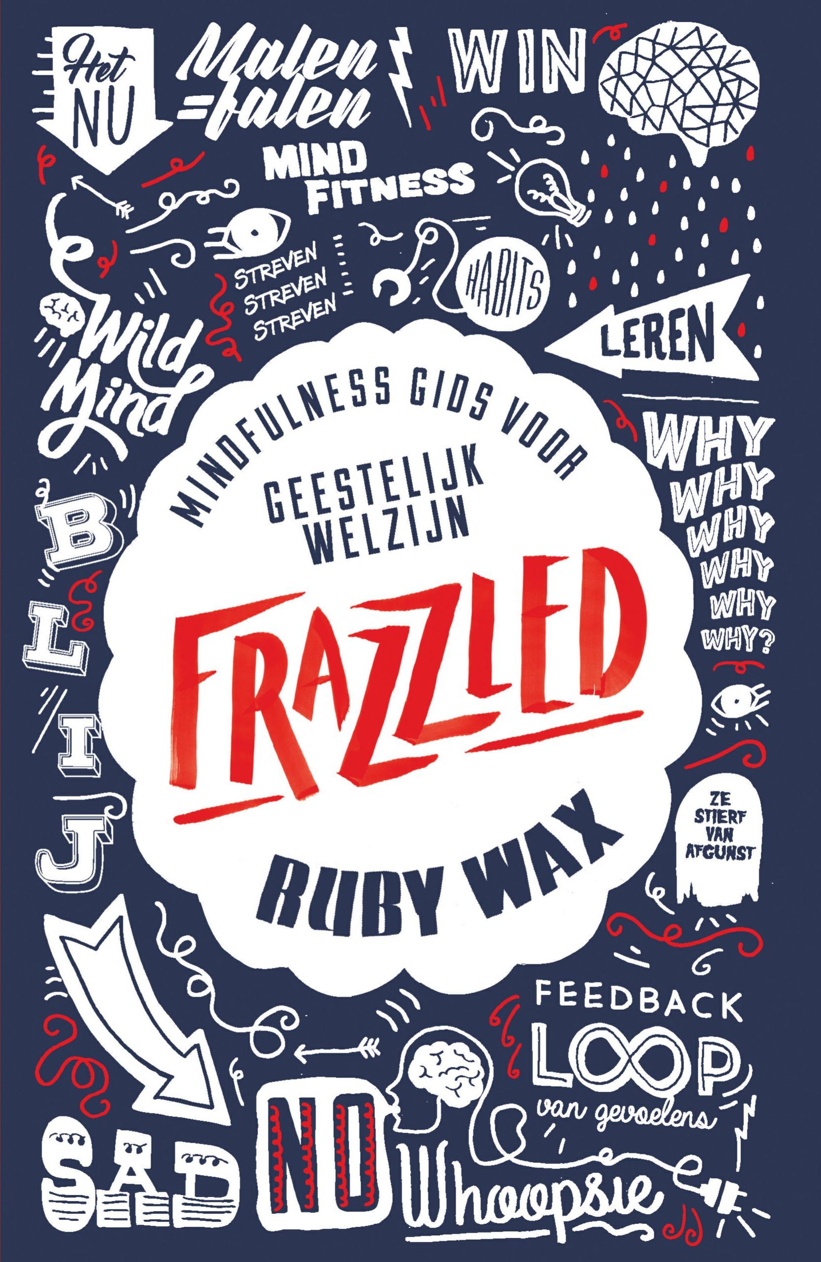 Frazzled – Ruby Wax