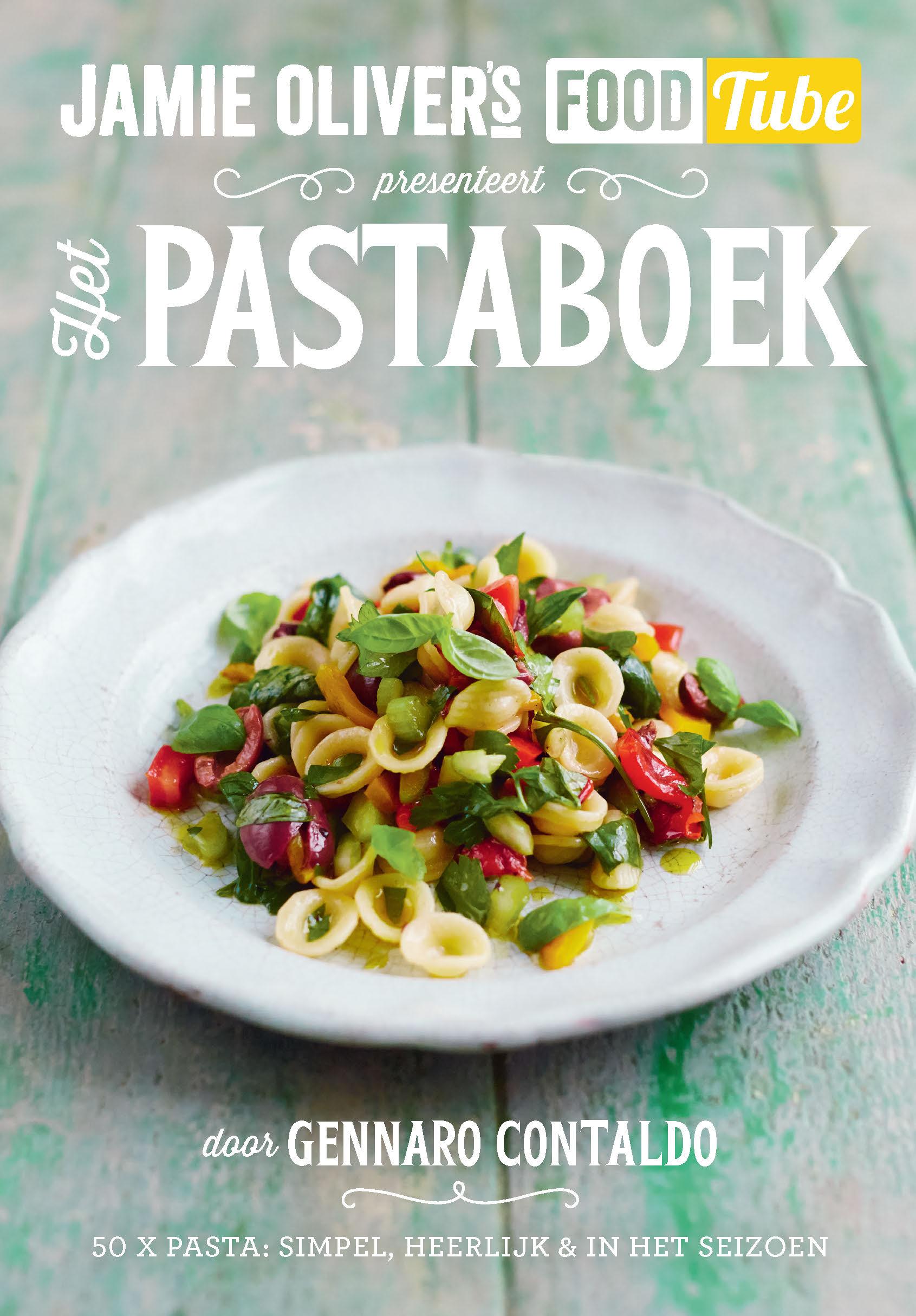 Het pastaboek – Gennaro Contaldo