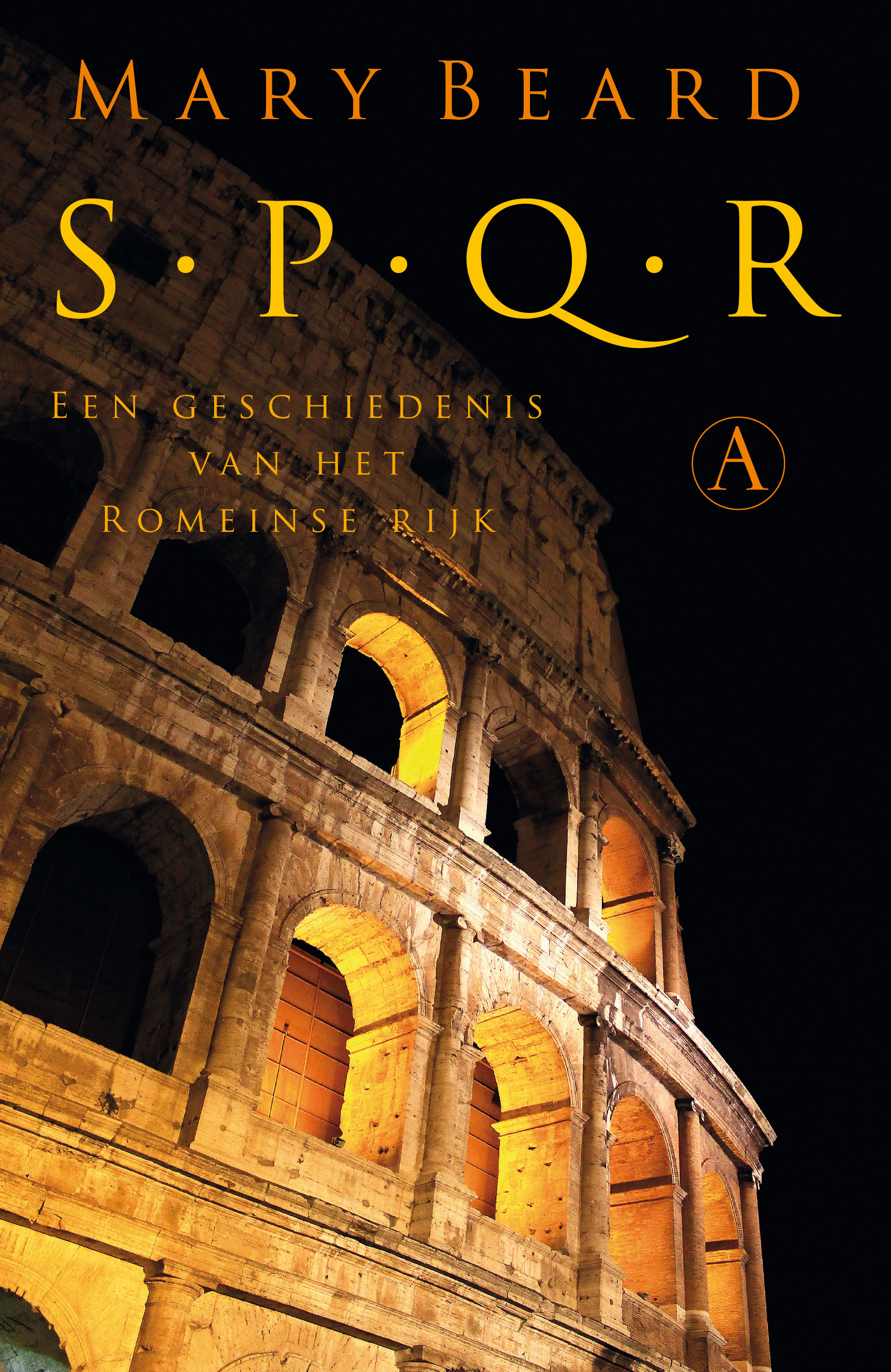 SPQR – Mary Beard