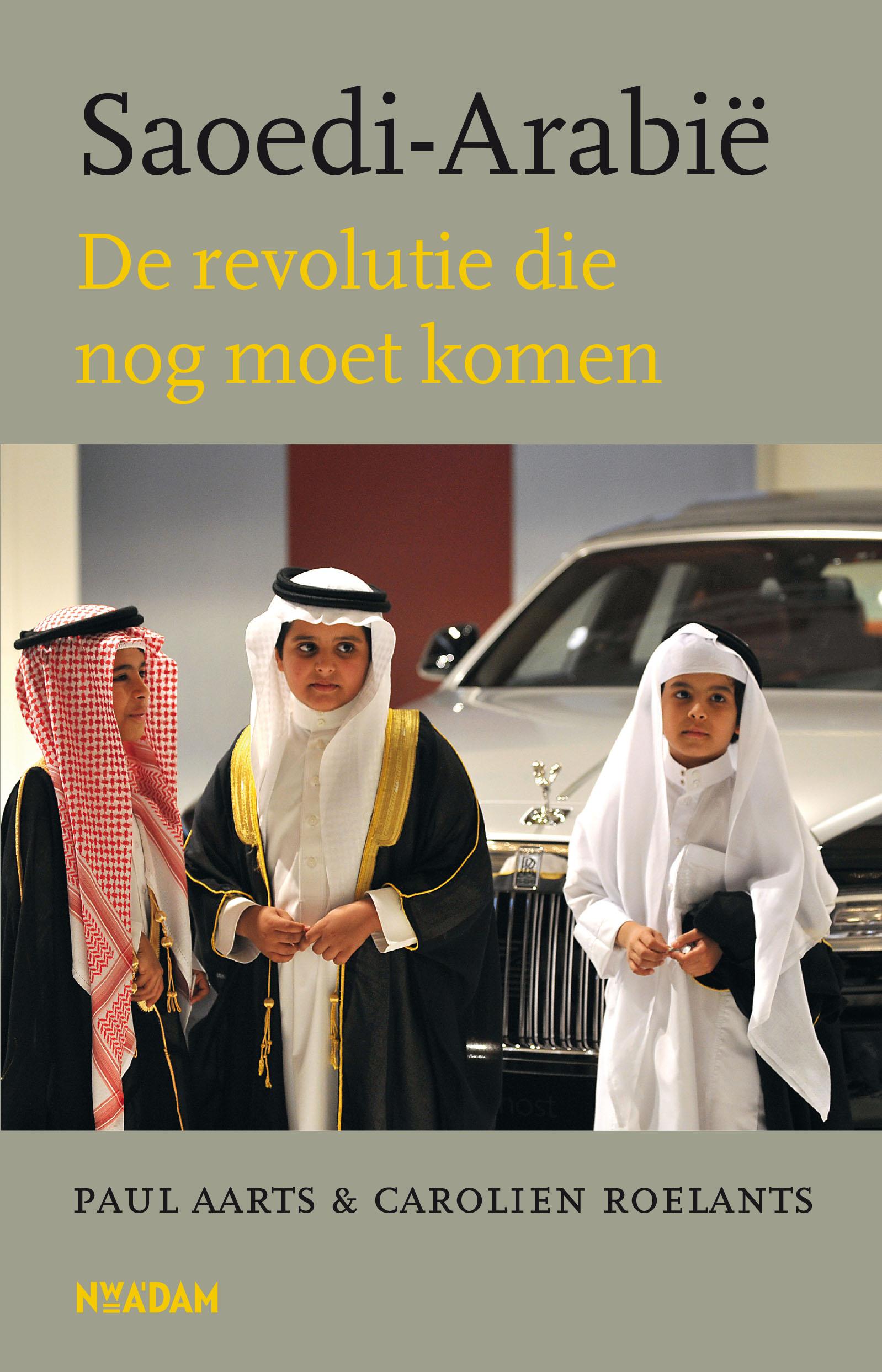 Saoedi-Arabië – Carolien Roelants en Paul Aarts