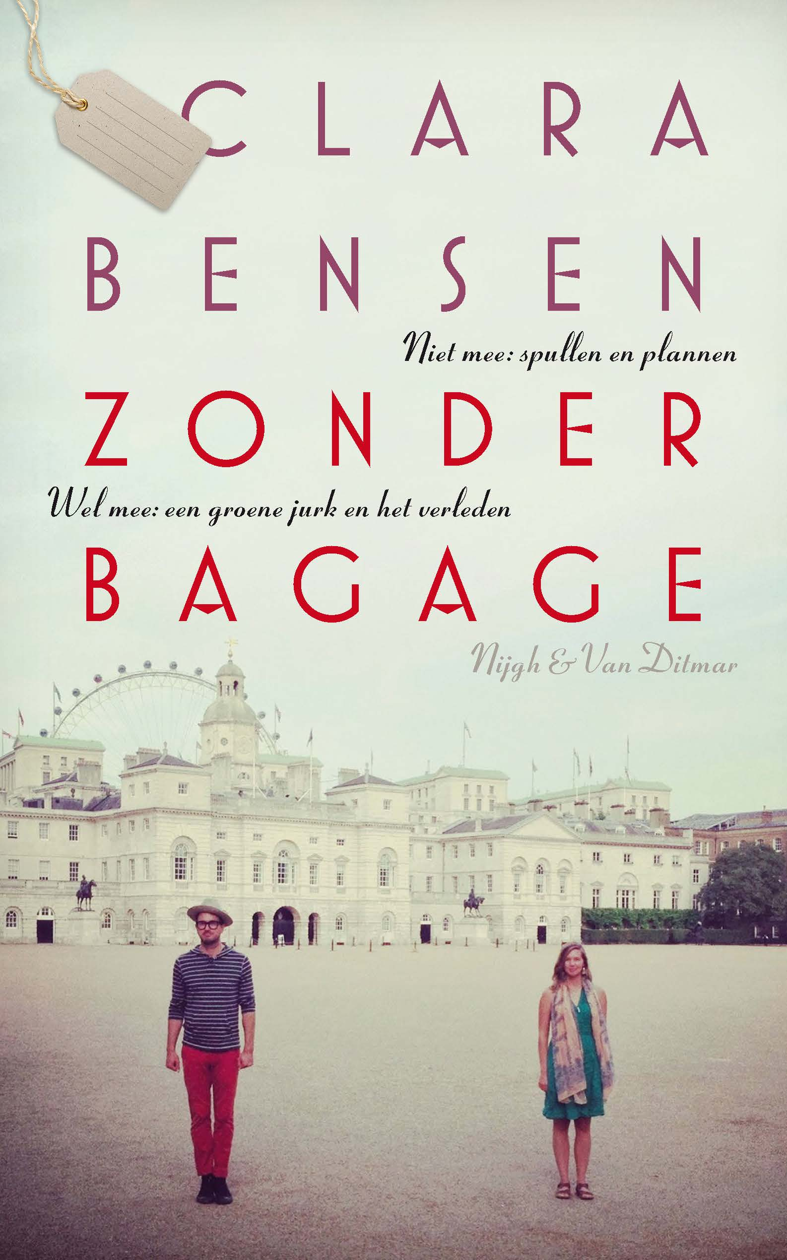 Zonder bagage – Clara Bensen