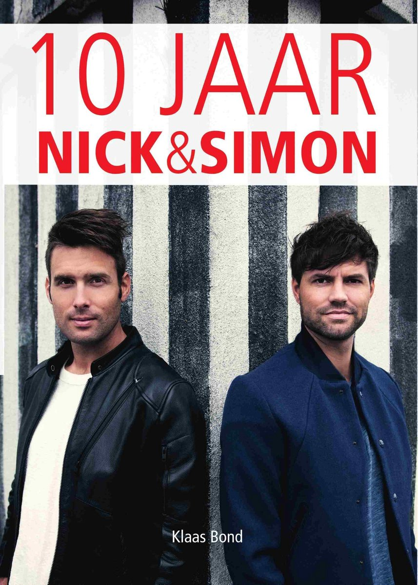 10 jaar Nick & Simon – Klaas Bond