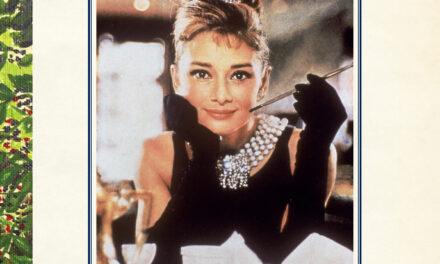 Bij Audrey Hepburn thuis – Luca Dotti