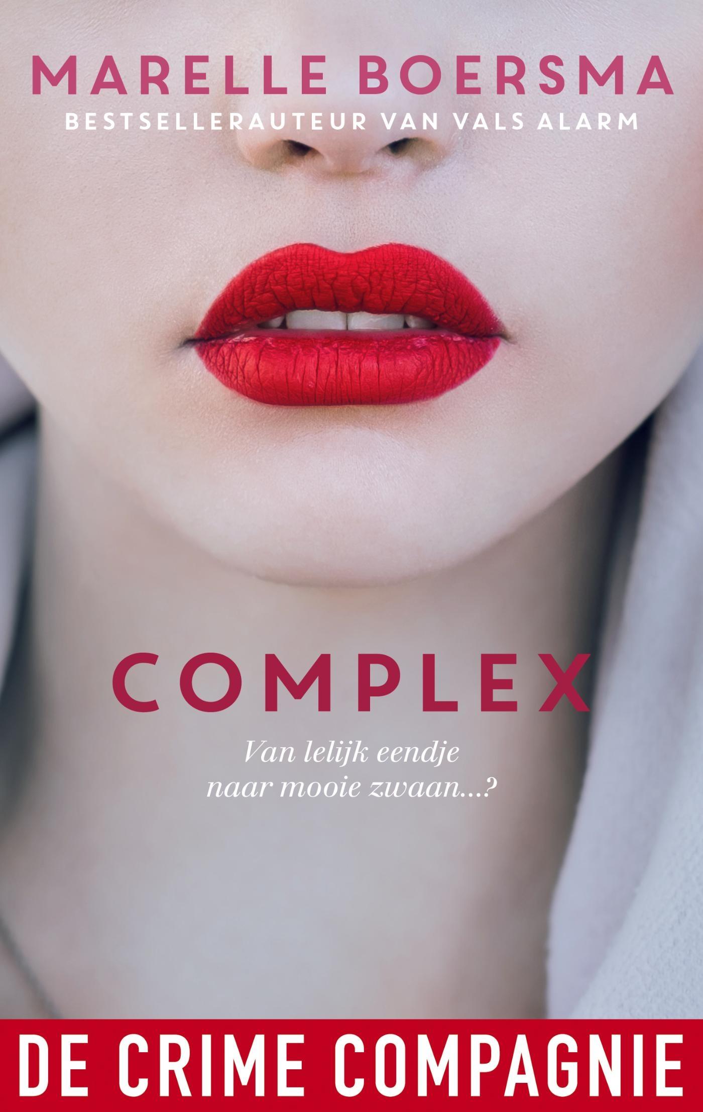 Complex – Marelle Boersma