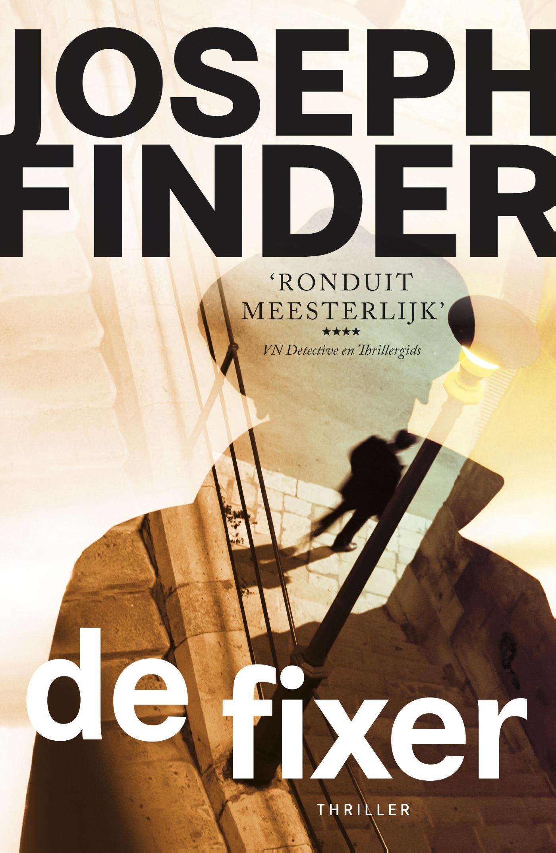 De fixer – Joseph Finder