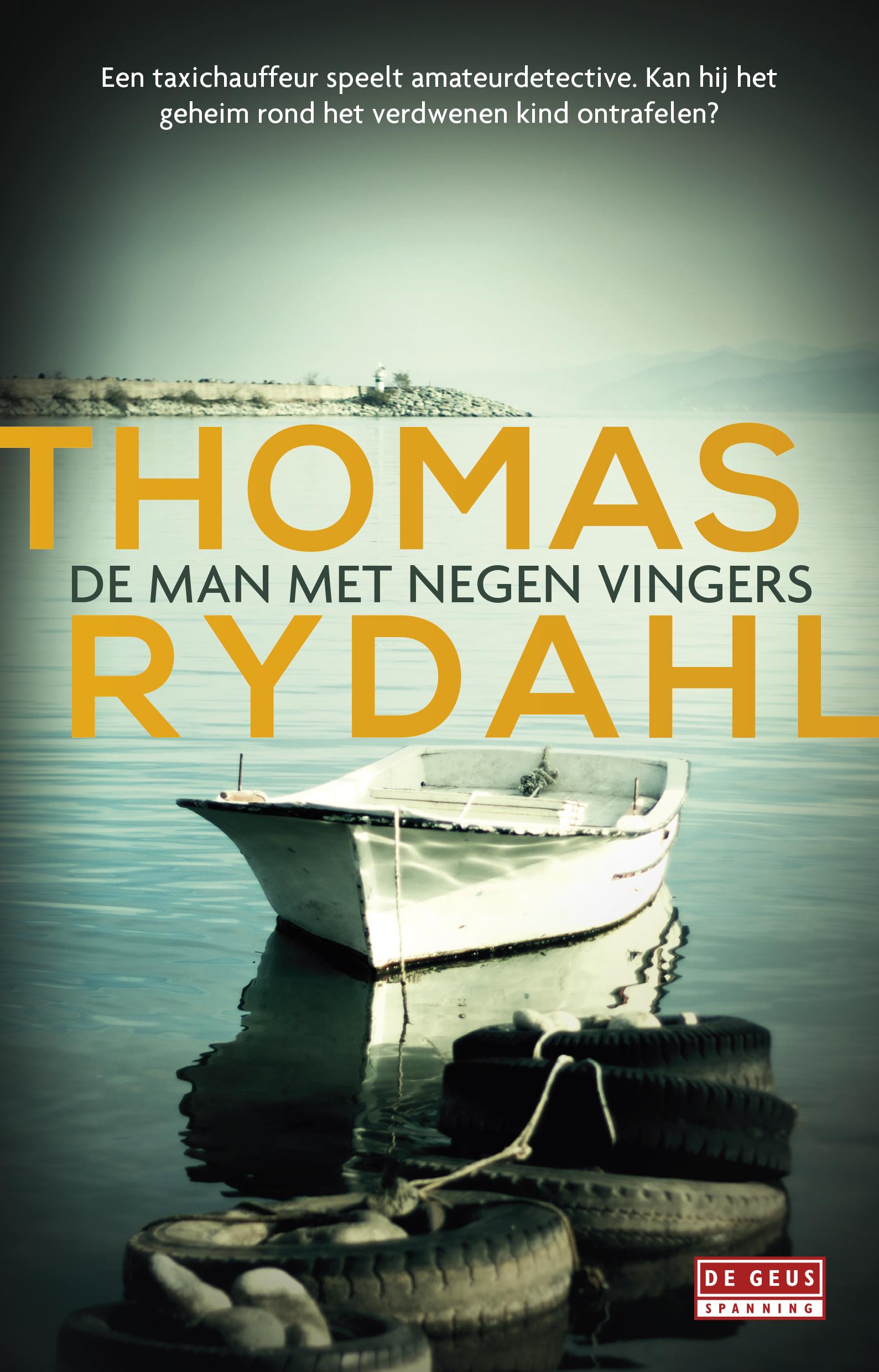 De man met negen vingers – Thomas Rydahl