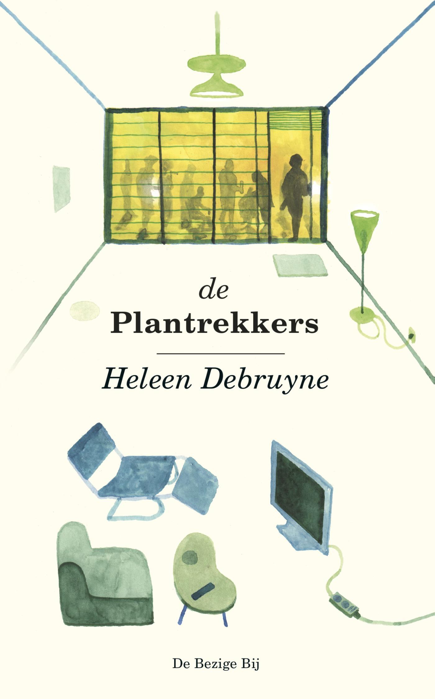 De plantrekkers – Heleen Debruyne