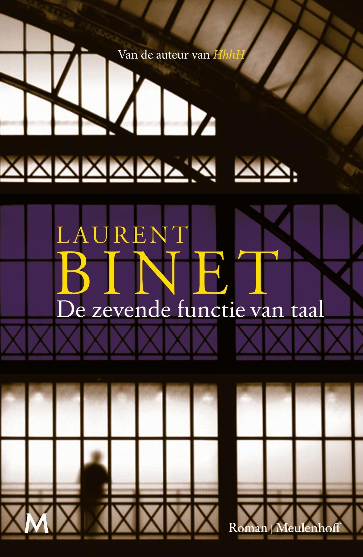 De zevende functie van taal – Laurent Binet